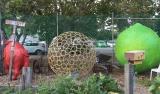 Veg Out - sculptures